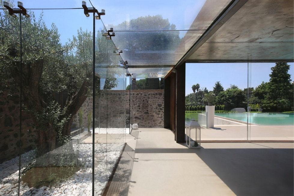 CRV Villa In Italy From ACA Amore Campione Architettura 11
