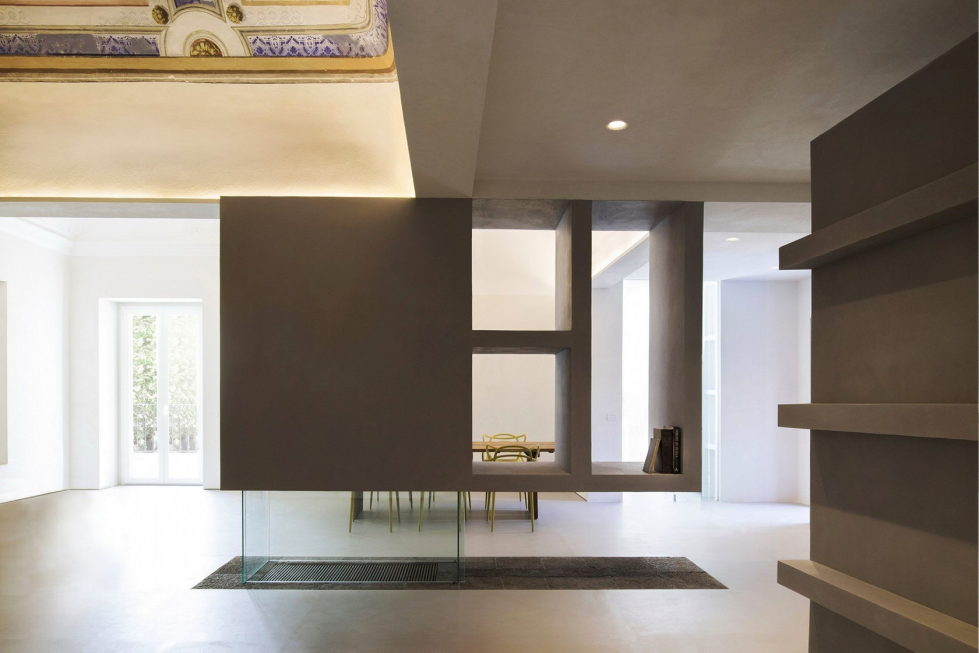CRV Villa In Italy From ACA Amore Campione Architettura 13