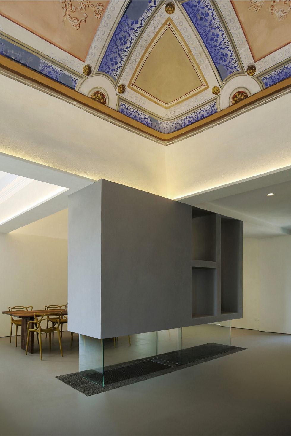 CRV Villa In Italy From ACA Amore Campione Architettura 15