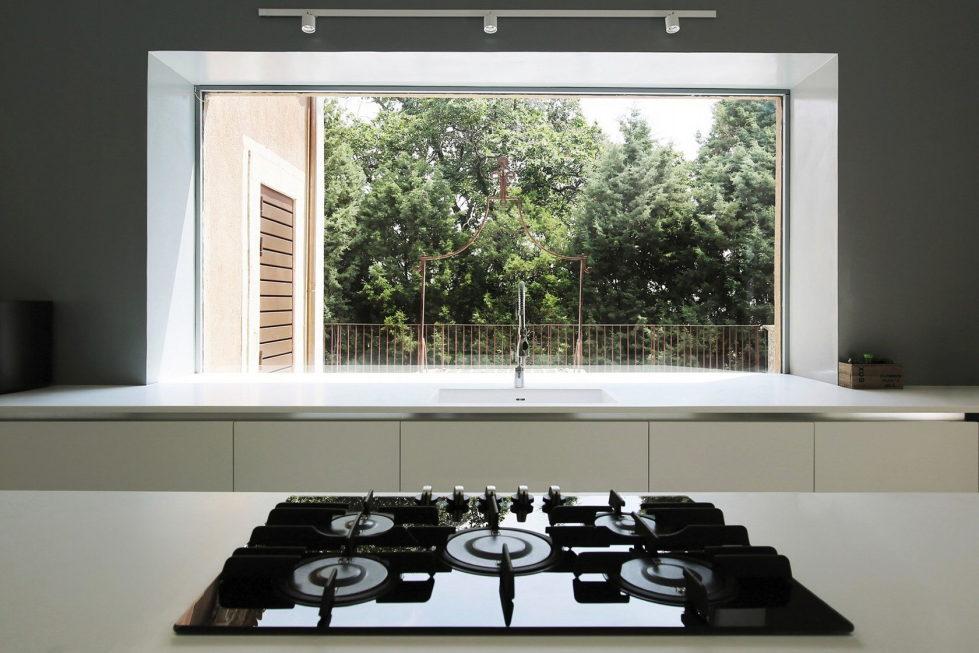 CRV Villa In Italy From ACA Amore Campione Architettura 17