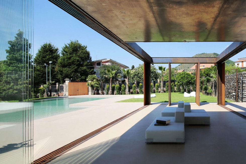 CRV Villa In Italy From ACA Amore Campione Architettura 2