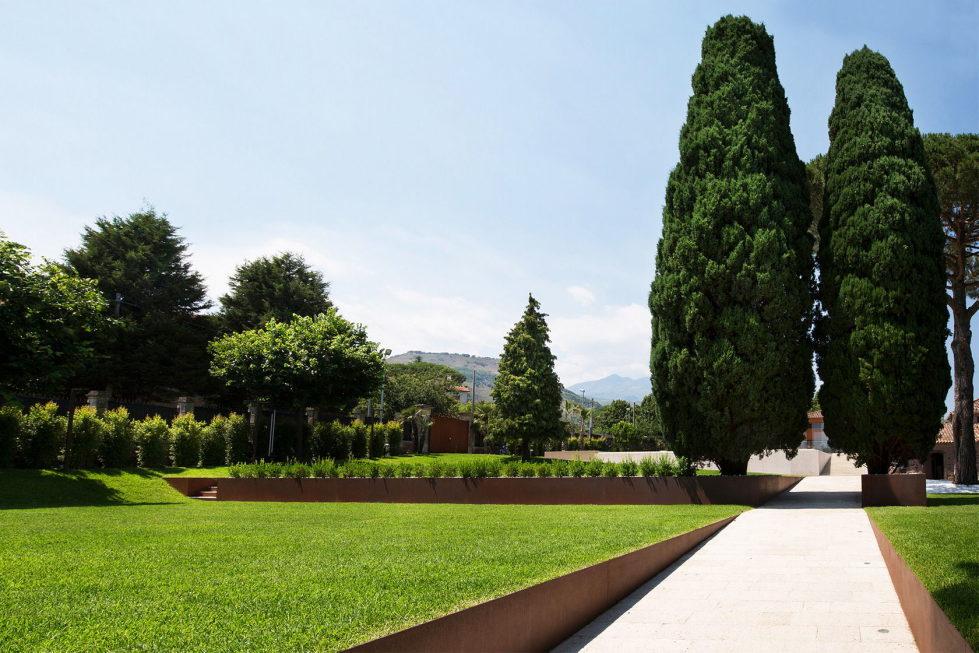 CRV Villa In Italy From ACA Amore Campione Architettura 21