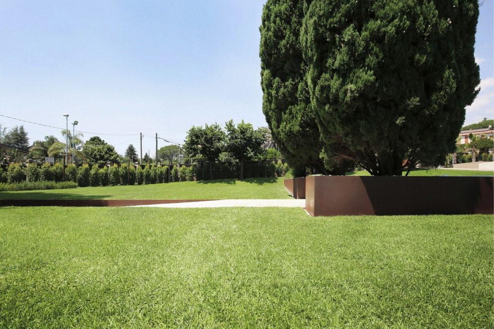 CRV Villa In Italy From ACA Amore Campione Architettura 22