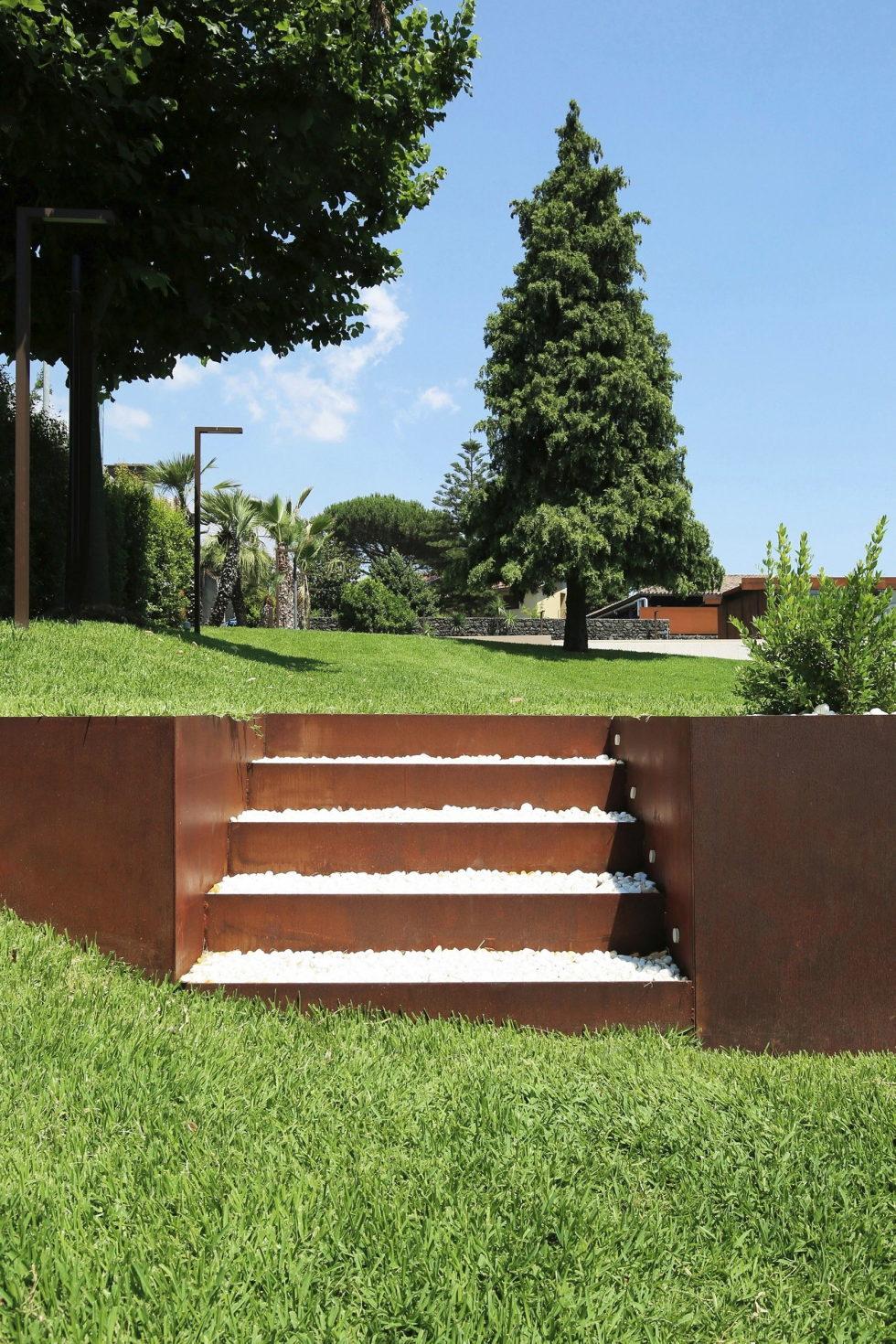 CRV Villa In Italy From ACA Amore Campione Architettura 23