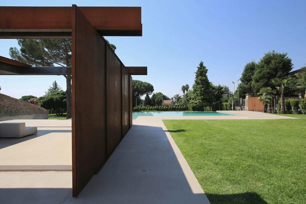 CRV Villa In Italy From ACA Amore Campione Architettura 3