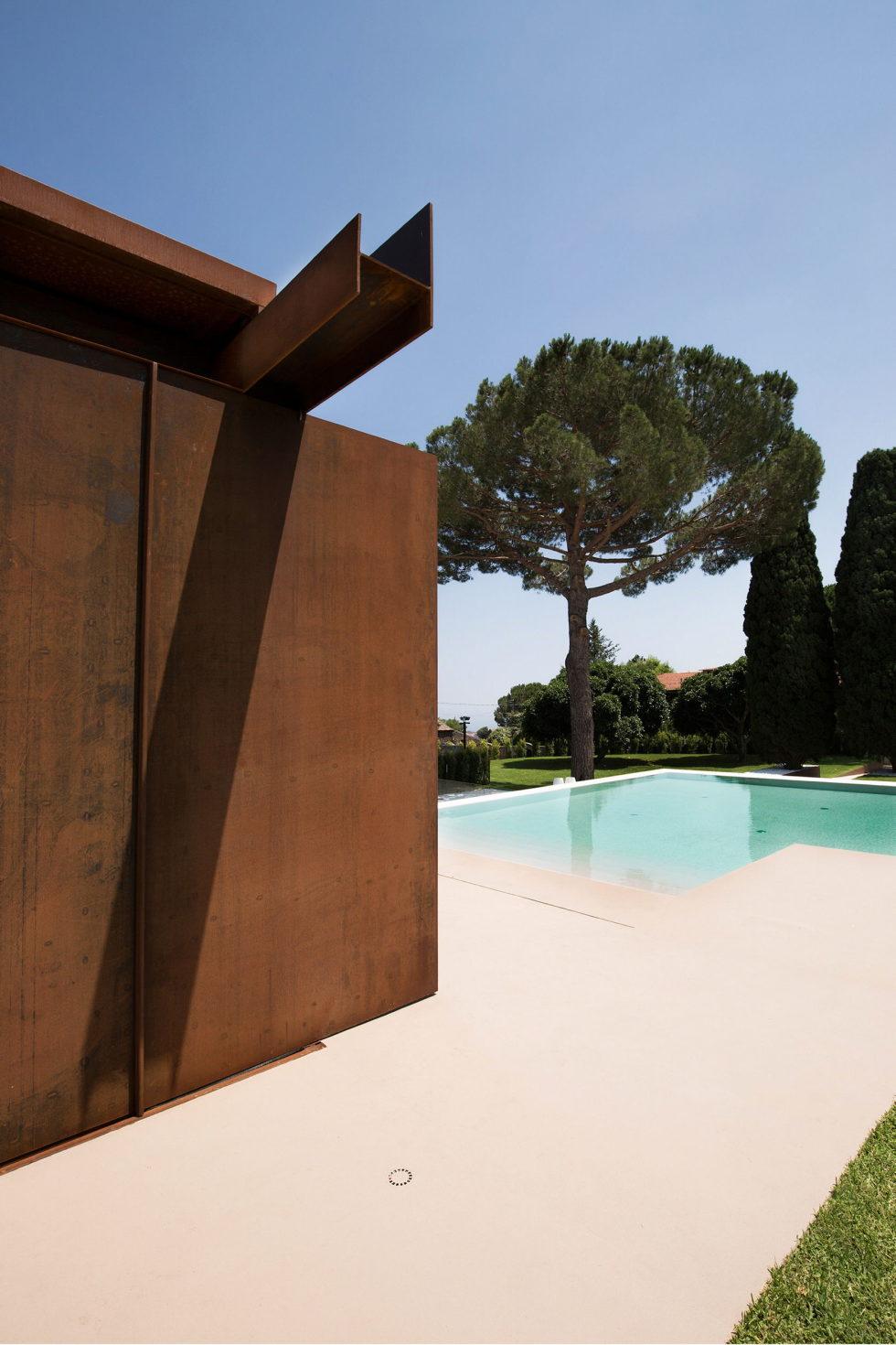 CRV Villa In Italy From ACA Amore Campione Architettura 4