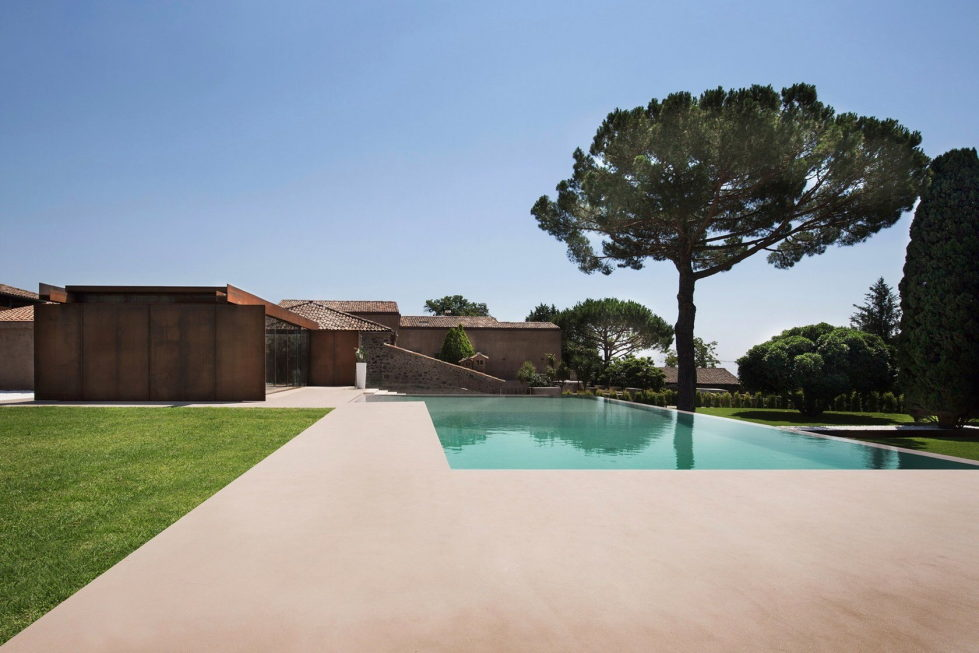 CRV Villa In Italy From ACA Amore Campione Architettura 6