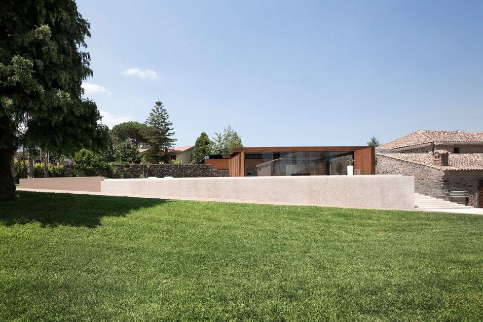 CRV Villa In Italy From ACA Amore Campione Architettura 8