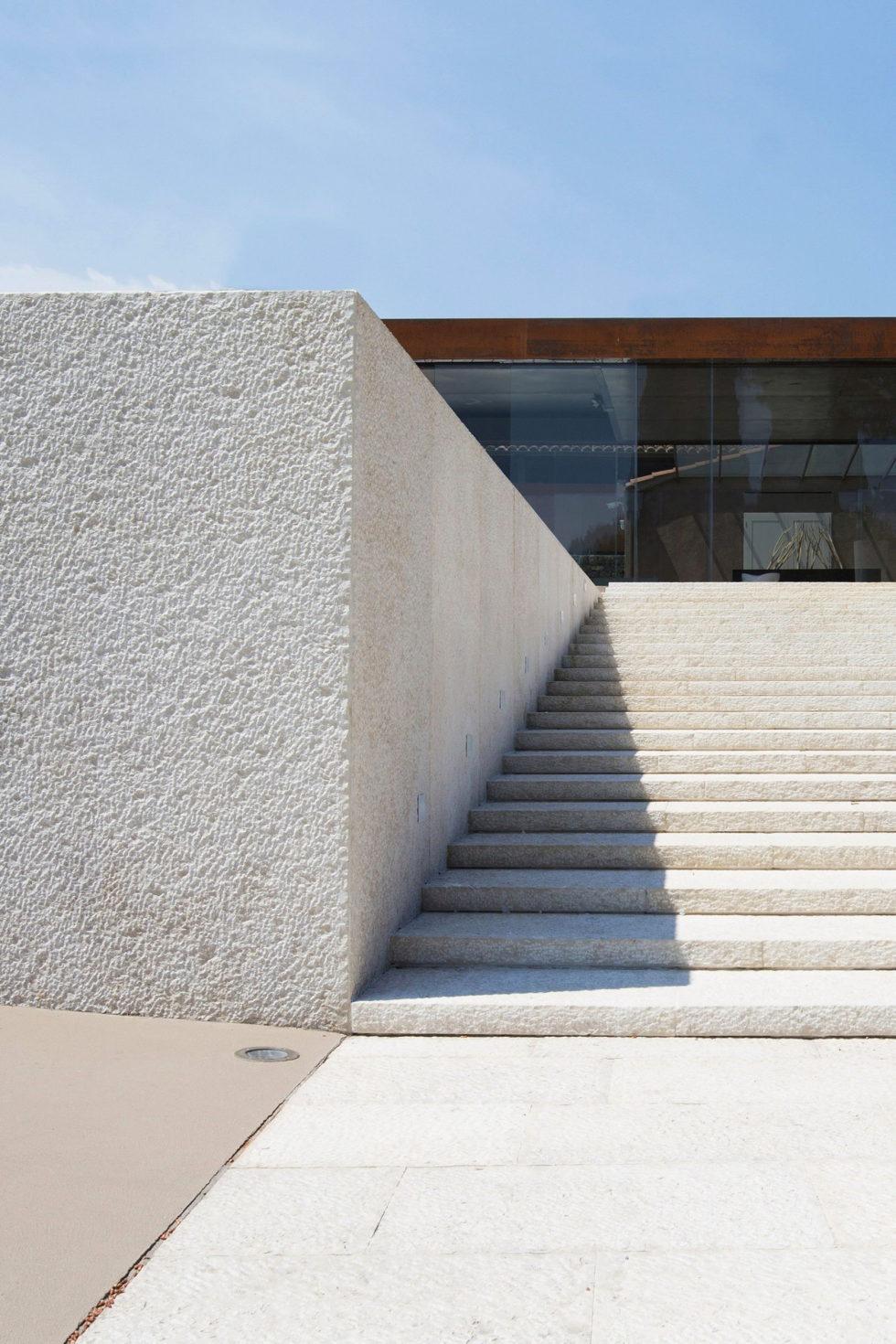 CRV Villa In Italy From ACA Amore Campione Architettura 9