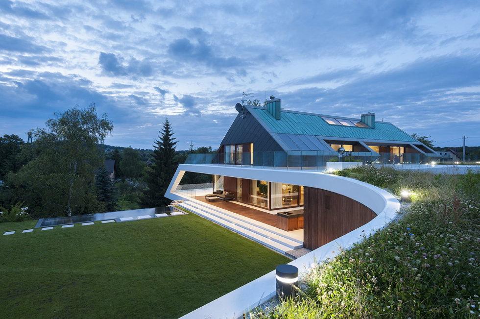 Edge House In Krakow From Mobius Architects Studio 1
