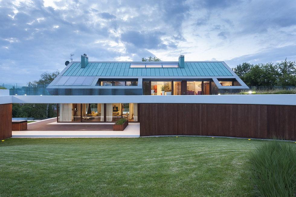 Edge House In Krakow From Mobius Architects Studio 10