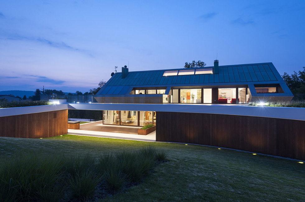 Edge House In Krakow From Mobius Architects Studio 11