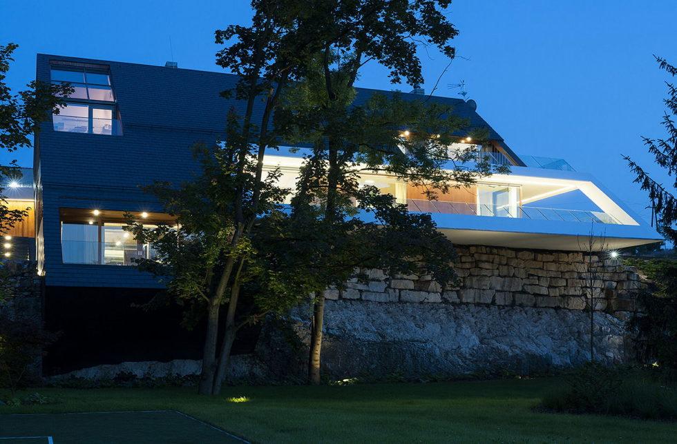 Edge House In Krakow From Mobius Architects Studio 12
