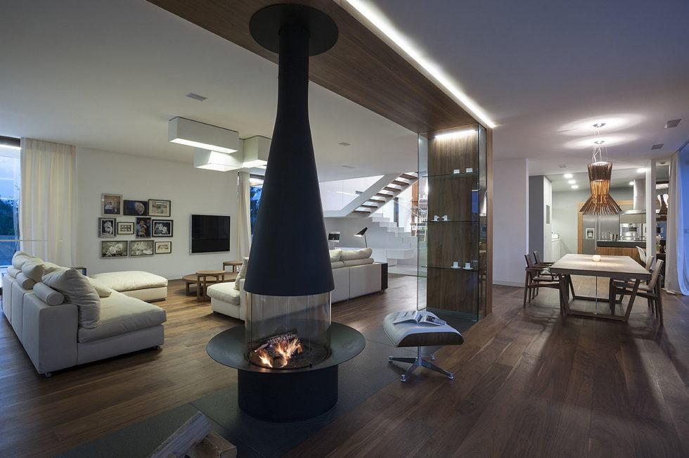 Edge House In Krakow From Mobius Architects Studio 14