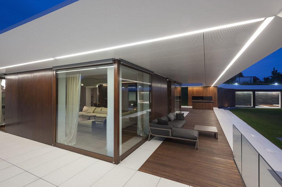 Edge House In Krakow From Mobius Architects Studio 16