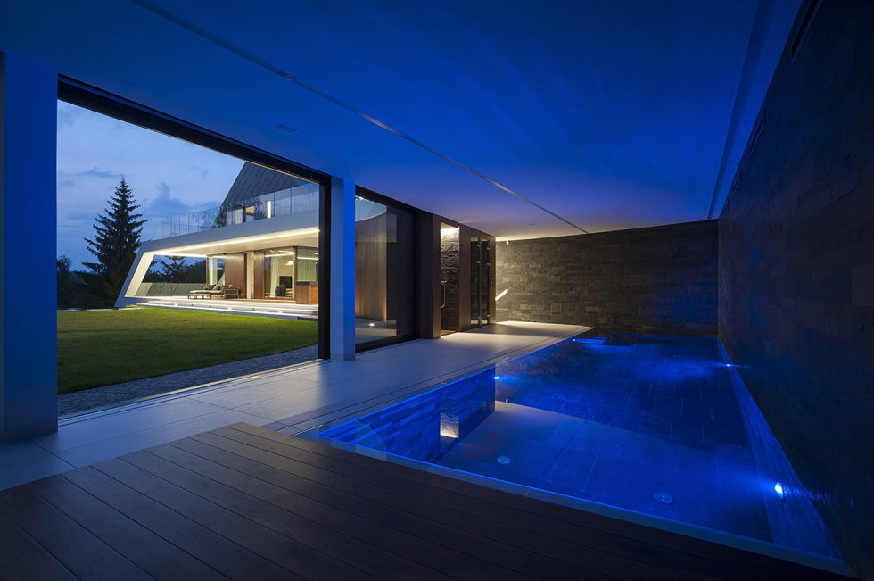 Edge House In Krakow From Mobius Architects Studio 20