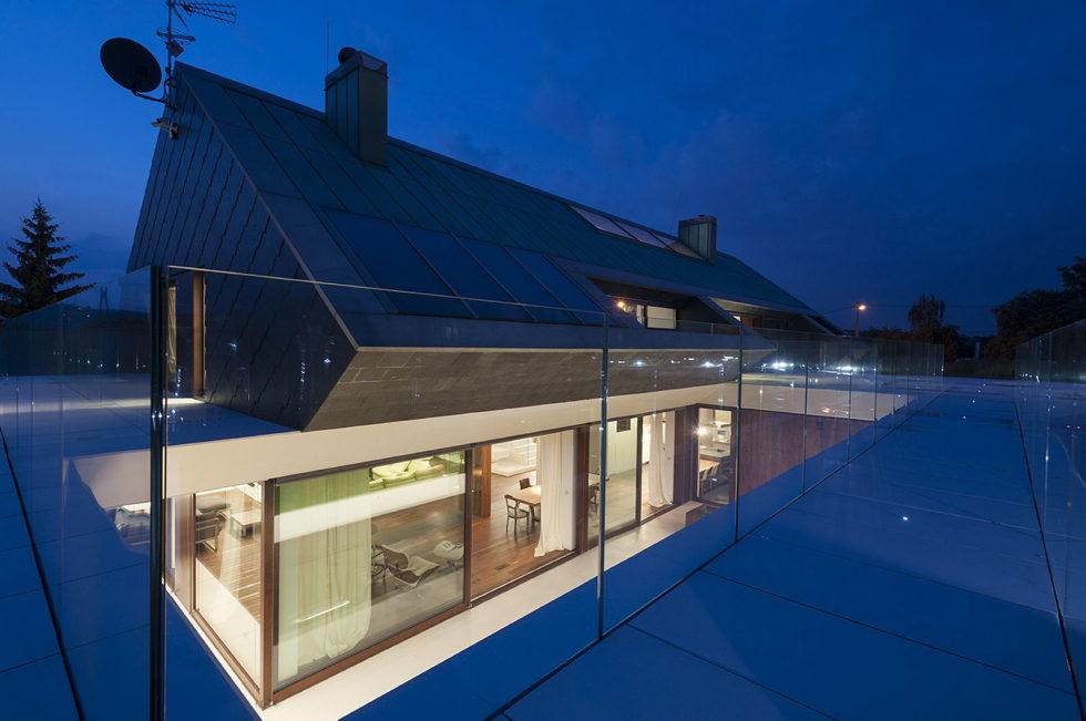 Edge House In Krakow From Mobius Architects Studio 21