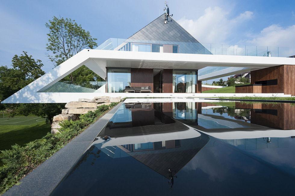 Edge House In Krakow From Mobius Architects Studio 4