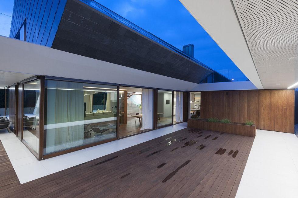 Edge House In Krakow From Mobius Architects Studio 5