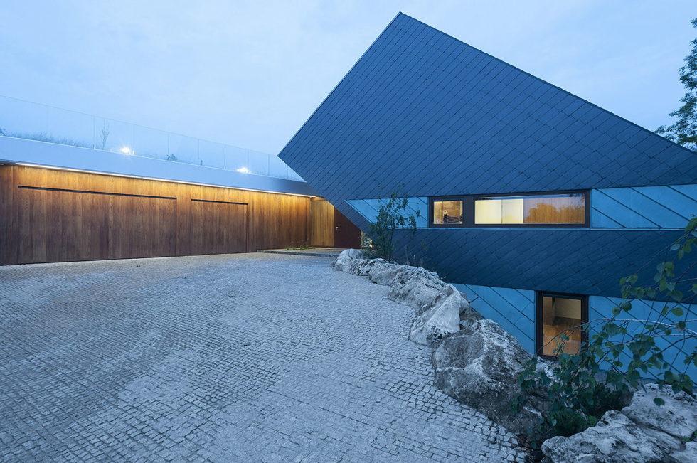 Edge House In Krakow From Mobius Architects Studio 6