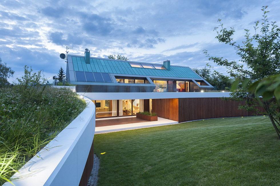 Edge House In Krakow From Mobius Architects Studio 8