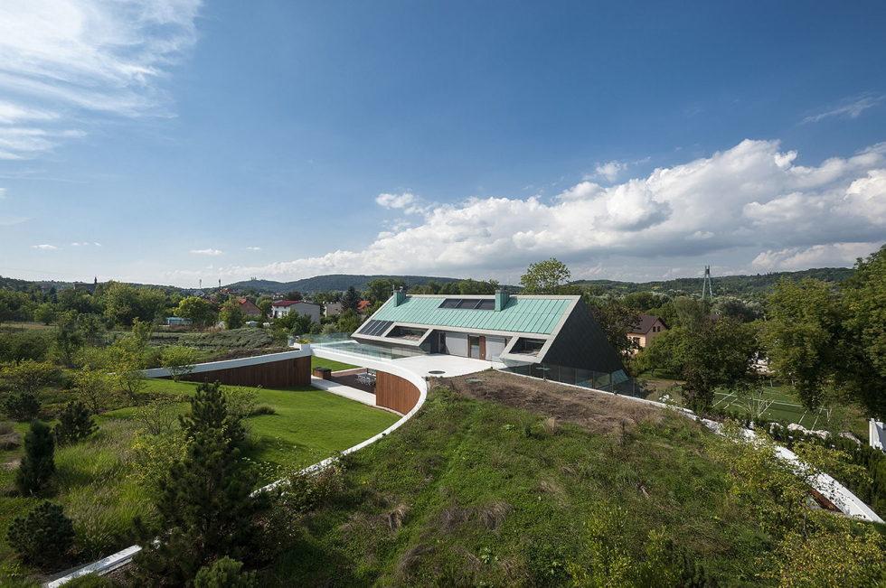 Edge House In Krakow From Mobius Architects Studio 9
