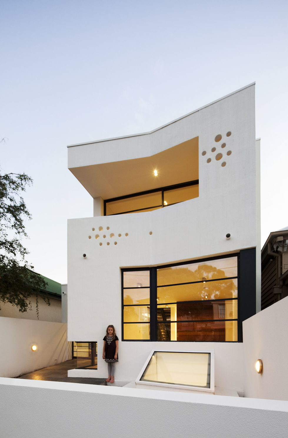 Gallery House From Australian Bureau Nervegna Reed Architecture 1