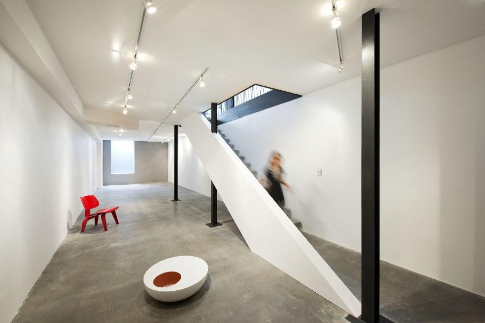 Gallery House From Australian Bureau Nervegna Reed Architecture 3