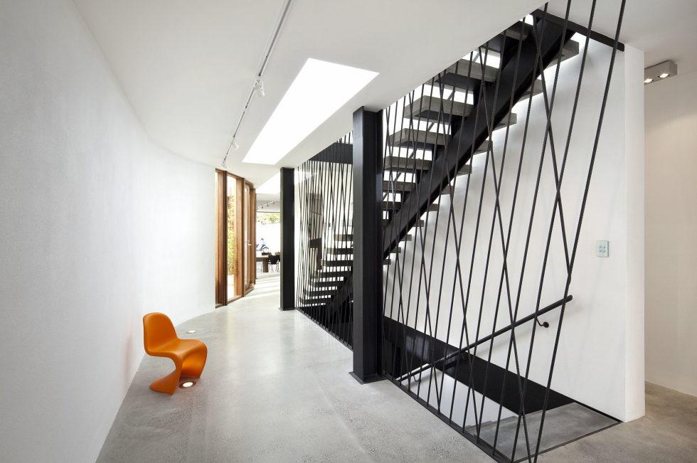 Gallery House From Australian Bureau Nervegna Reed Architecture 4