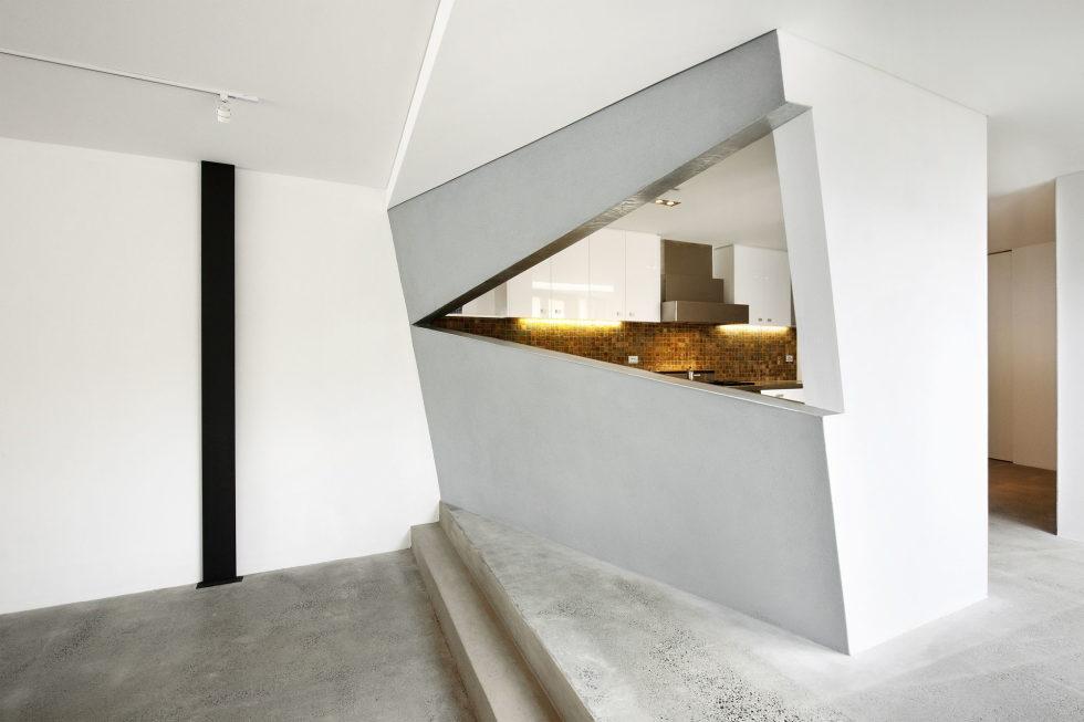Gallery House From Australian Bureau Nervegna Reed Architecture 8