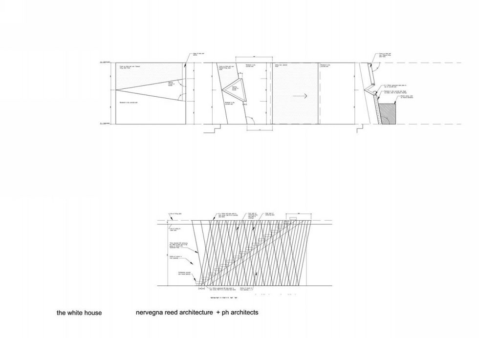 Gallery House From Australian Bureau Nervegna Reed Architecture - Plan 2