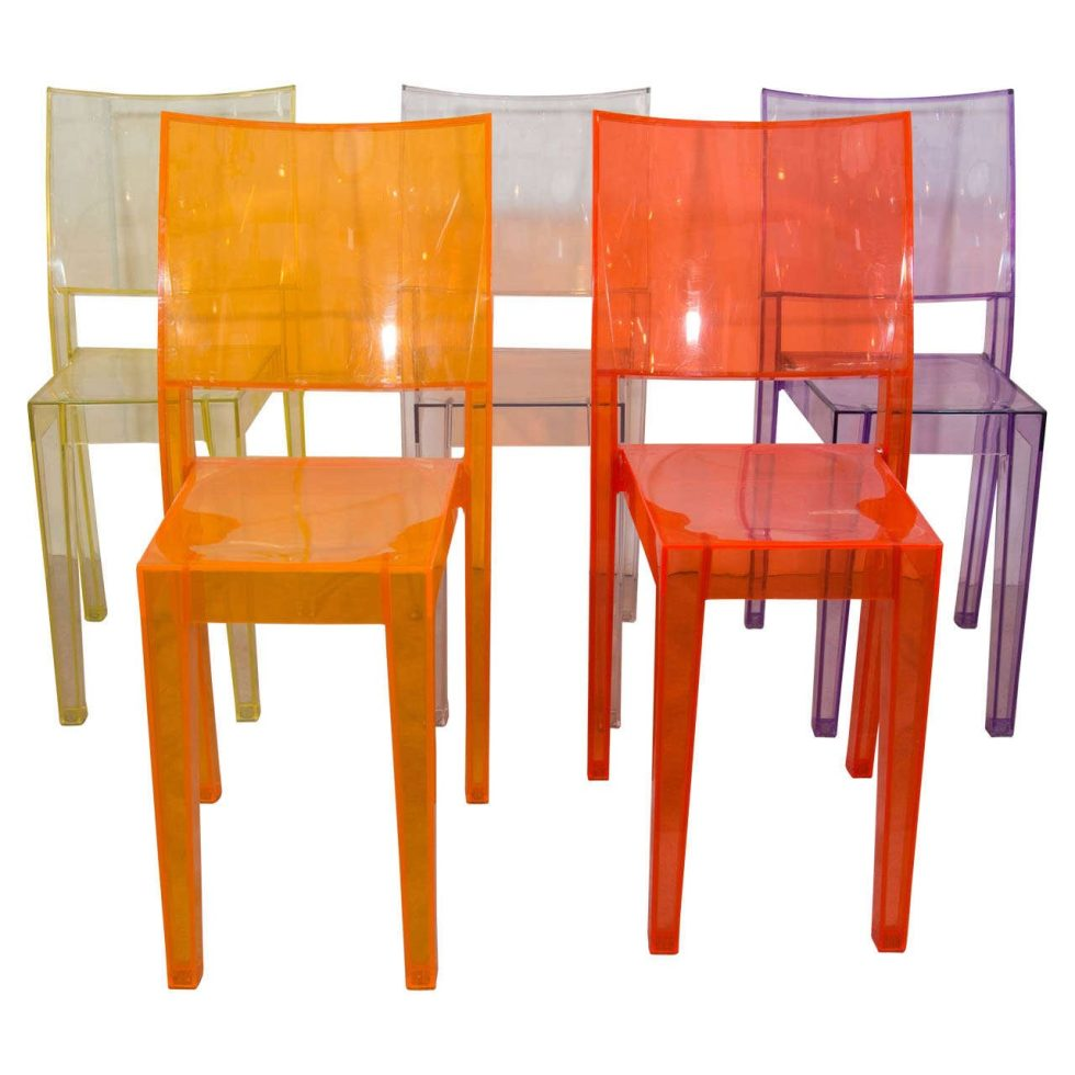 Kartell, La Marie Side Chair - All colors
