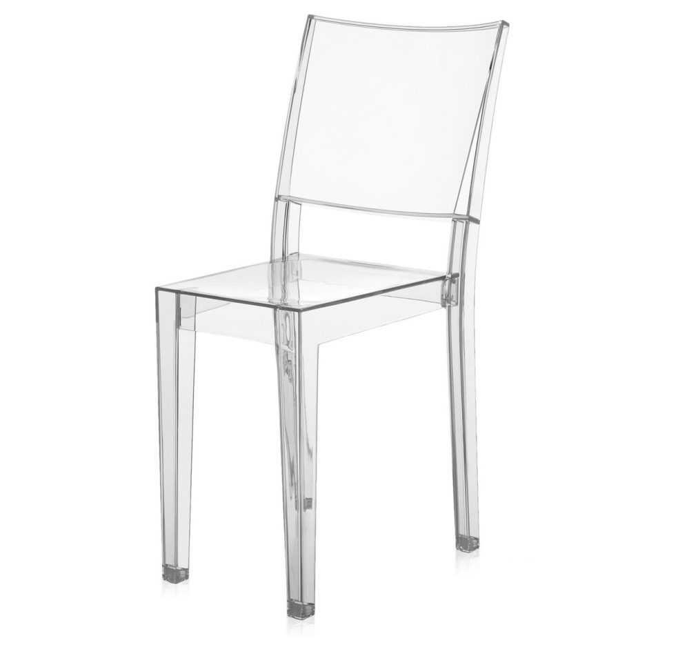 Kartell, La Marie Side Chair -Crystal