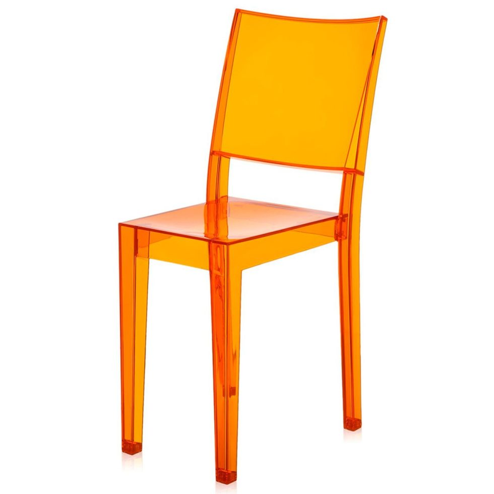 Kartell, La Marie Side Chair - Orange