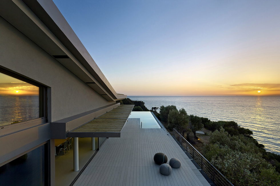 Luxurious Residency Upon The Project Of Z-level Studio On The Shore Of Aegean Sea 19