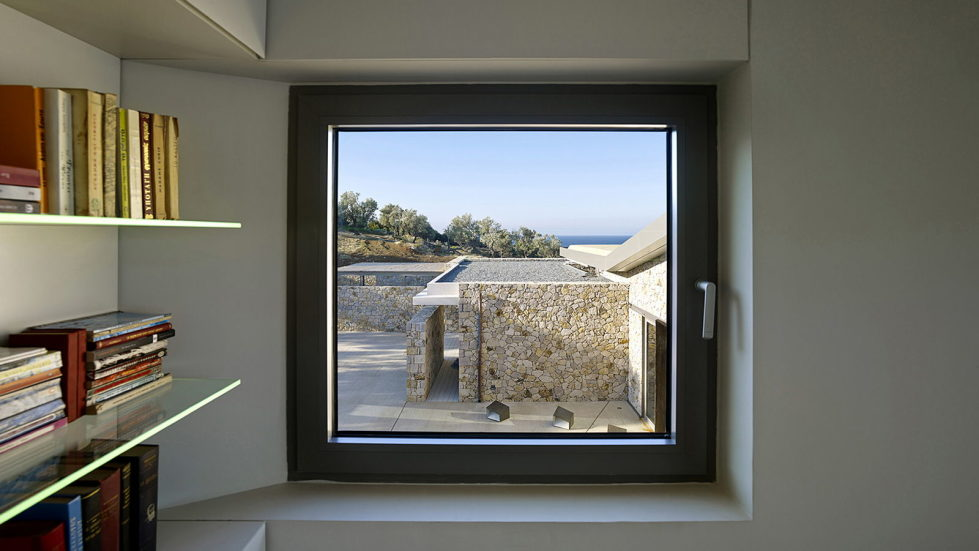 Luxurious Residency Upon The Project Of Z-level Studio On The Shore Of Aegean Sea 21
