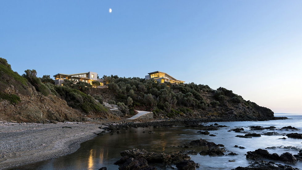 Luxurious Residency Upon The Project Of Z-level Studio On The Shore Of Aegean Sea 5