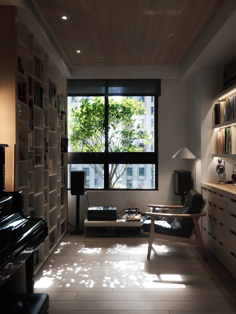 Modern Apartment In European Style In Taiwan From Fertility Design Studio 12