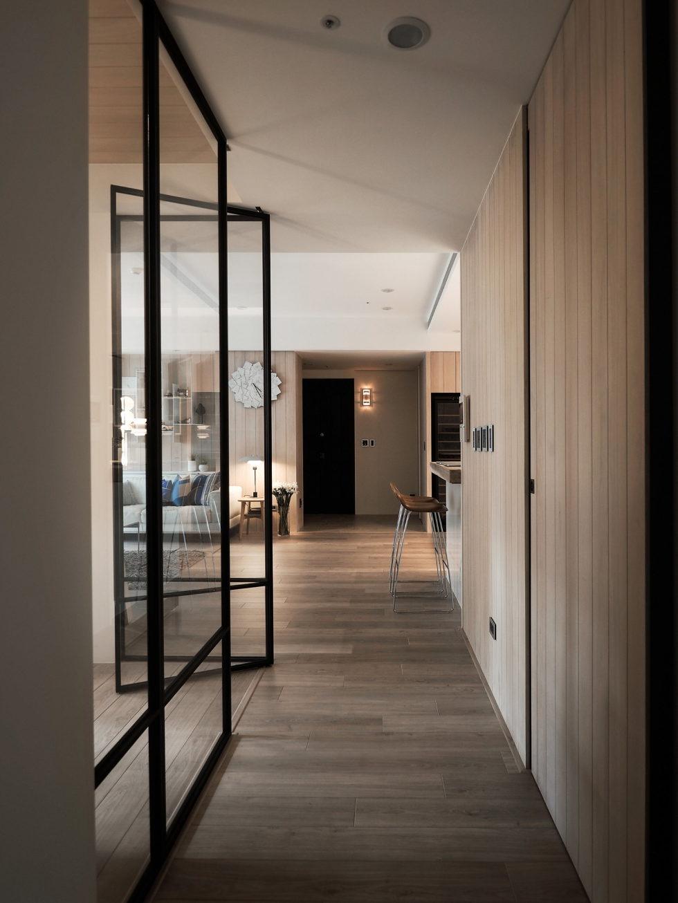 Modern Apartment In European Style In Taiwan From Fertility Design Studio 15