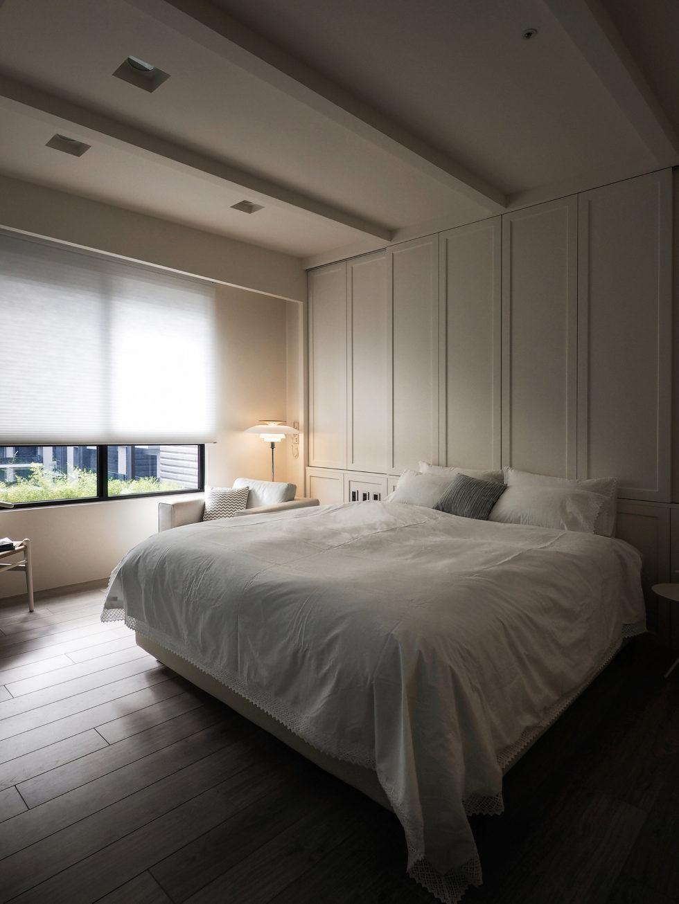 Modern Apartment In European Style In Taiwan From Fertility Design Studio 16