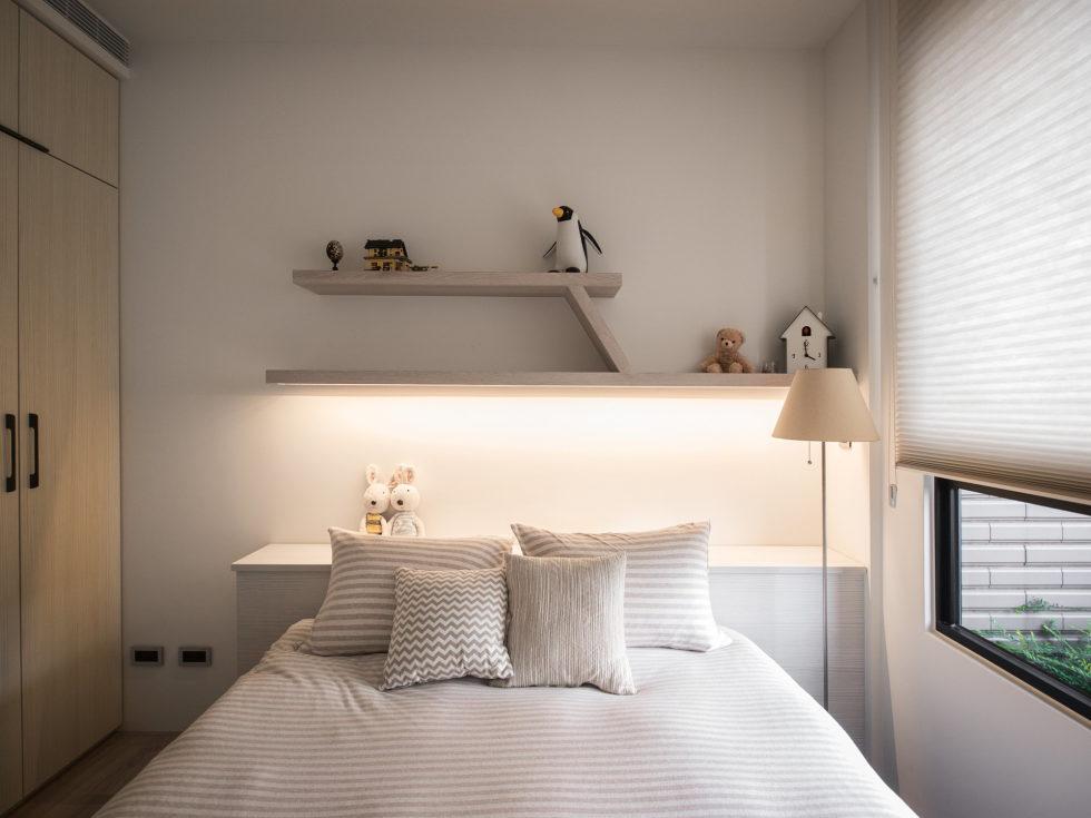 Modern Apartment In European Style In Taiwan From Fertility Design Studio 19