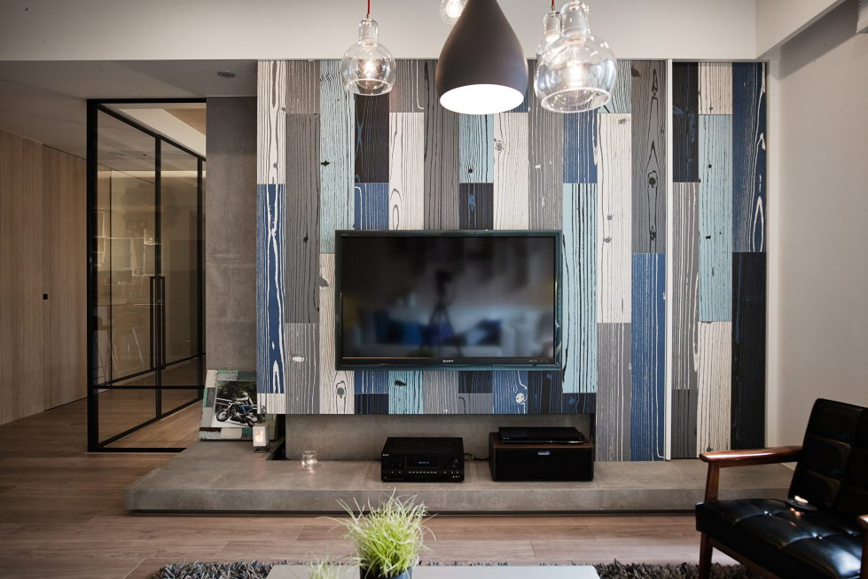 Modern Apartment In European Style In Taiwan From Fertility Design Studio 2