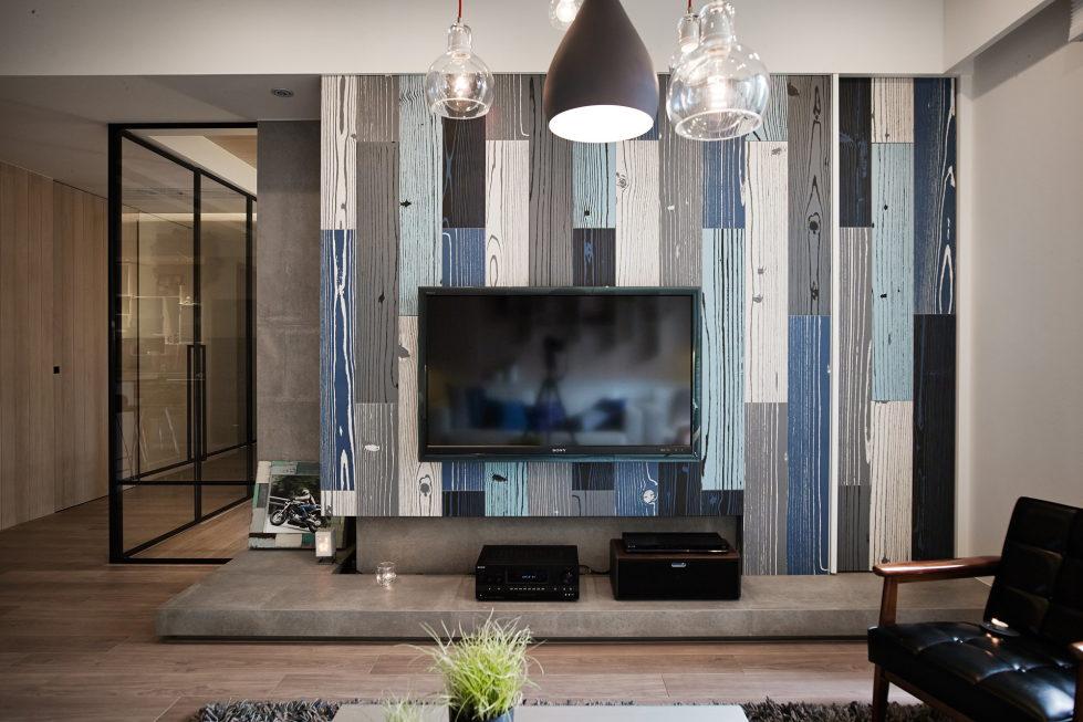 Modern Apartment In European Style In Taiwan From Fertility Design Studio 2