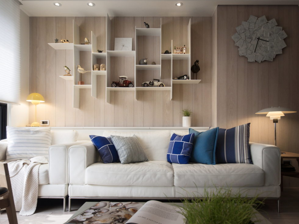 Modern Apartment In European Style In Taiwan From Fertility Design Studio 4