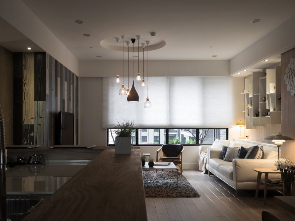 Modern Apartment In European Style In Taiwan From Fertility Design Studio 5