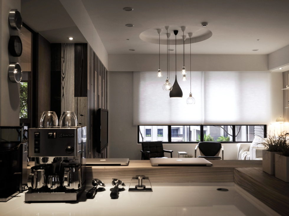 Modern Apartment In European Style In Taiwan From Fertility Design Studio 8