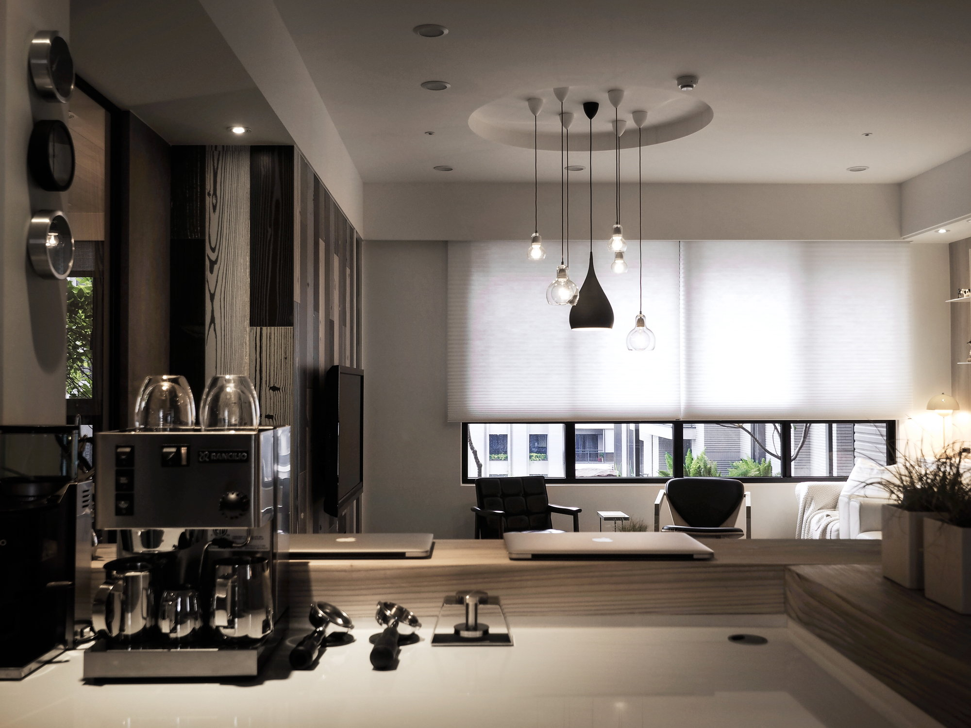 Modern Apartment In European Style Taiwan From Fertility Design Studio