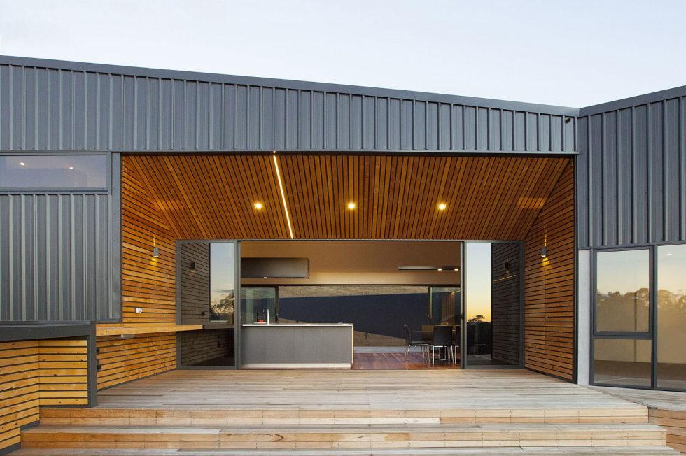 Modern Family Valley House In Australia From Philip M Dingemanse 12