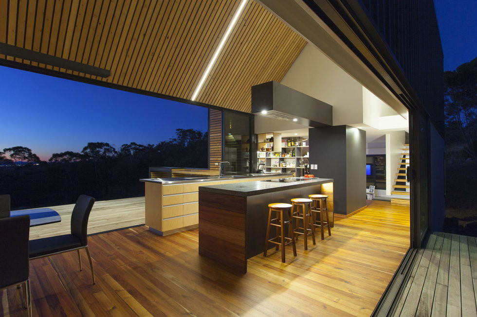 Modern Family Valley House In Australia From Philip M Dingemanse 13