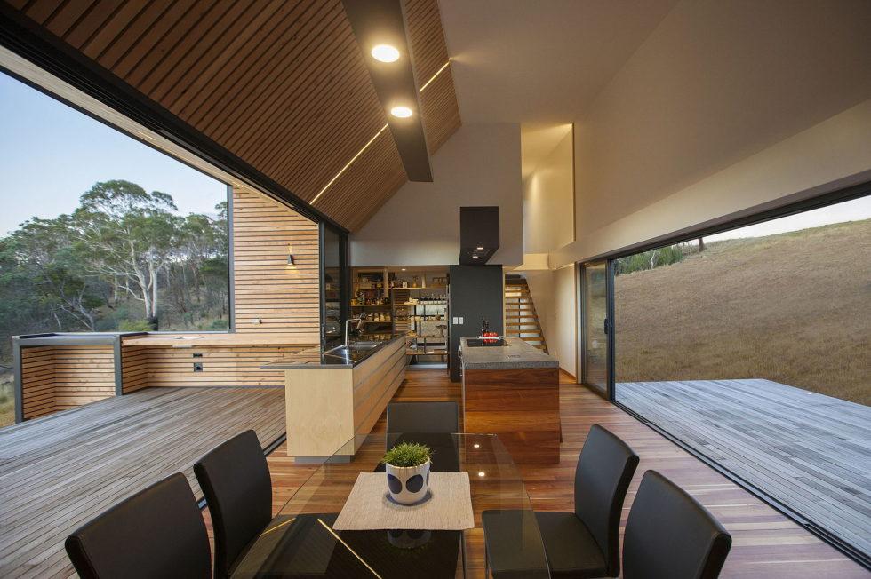 Modern Family Valley House In Australia From Philip M Dingemanse 3